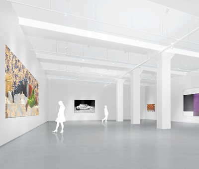 Supersize Chelsea!: In New York's Main Art District, It's Go Big or Go Home