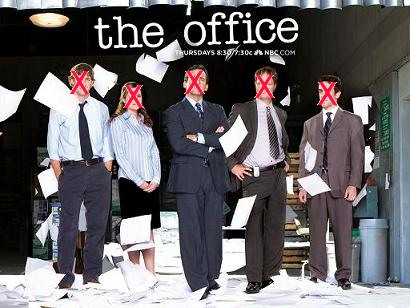 <em>The Office</em> Prepares To Close Up Shop, To Absolutely No One's Surprise