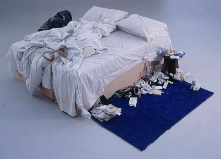 Tracey Emin's 'My Bed' Sells for $4.34 M. at Christie's London