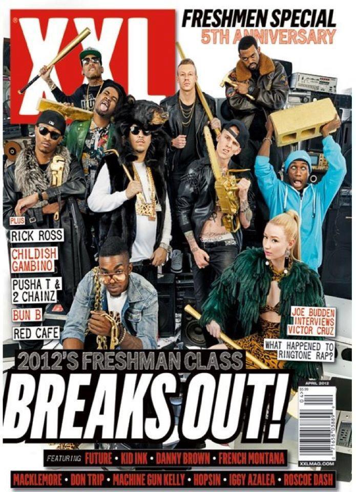Media Briefs: XXL Goes Down a Size