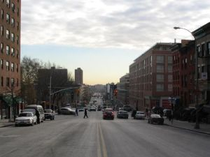 Does a big street call for big buildings? (Bridge & Tunnel Club)