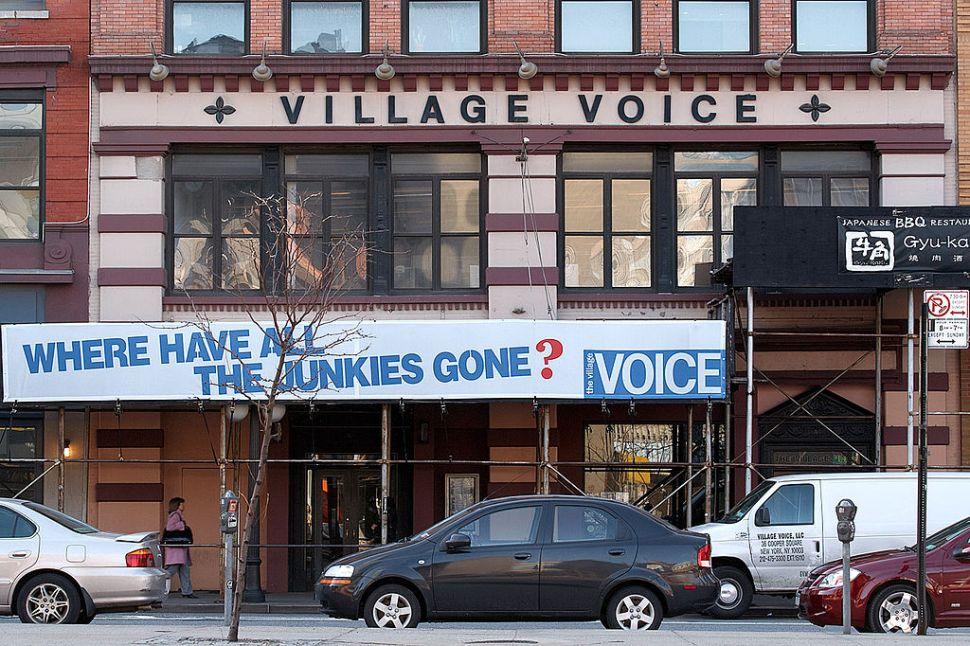 <em>The Village Voice</em> Names New Editor