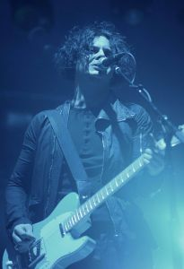 Jack White playing in Australia earlier this summer. (Photo: Getty)