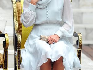 Kate Middleton, Duchess of Cambridge. (Getty Images)
