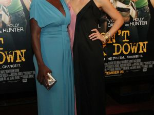 Viola Davis (left) and Maggie Gyllenhaal (Getty Images)