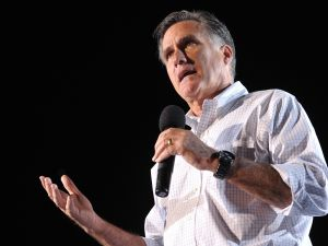 Mitt Romney. (Photo: Getty)