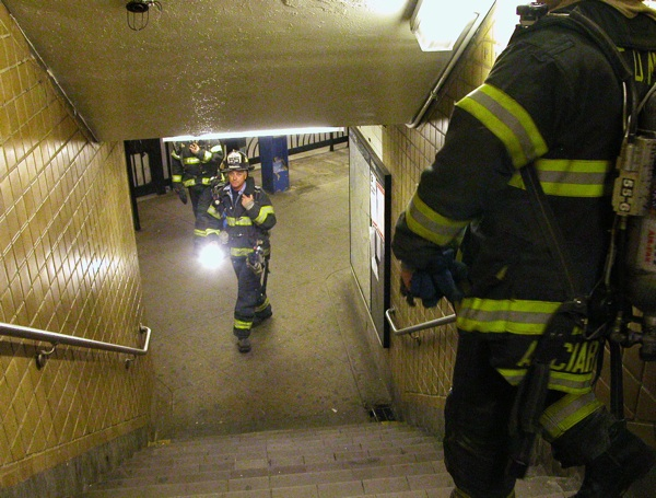 Burn After Reading: How Some Tech-Savvy Firefighters May Be Putting New Yorkers in Danger