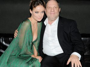 Olivia Wilde, Harvey Weinstein at 'Butter' (PMc)