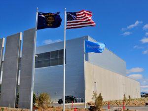 Facebook's Prineville, Oregon facility. (Photo: flickr.com/intelfreepress)