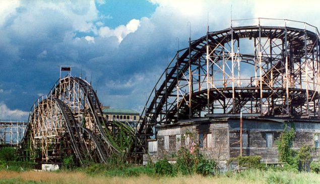 The Thunderbolt in 1995.