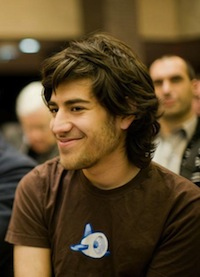 Wife of Creative Commons Founder Seeking Donations for Aaron Swartz's Legal Defense