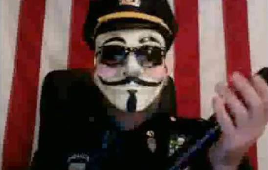 NYPD Says Anonymous' Occupy Raid Footage Was Not Leaked From the Department