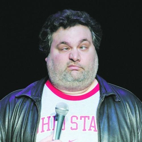 Artie Lange's Big Crack-Up