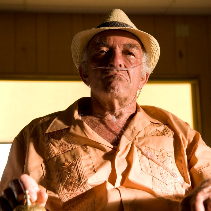 American Gangster: Don't Meth With <em>Breaking Bad</em>'s Mark Margolis!