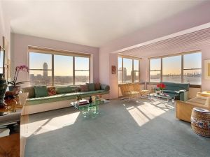 The living room is nice and all, but we'd bet the legal contract to buy it is truly stunning.