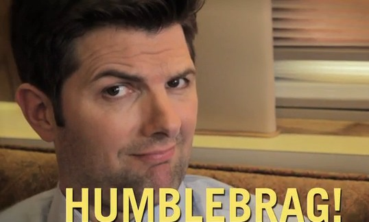<em>Parks and Recreation</em> Stars Shill for New Humblebrag Book, No Big Deal (Video)