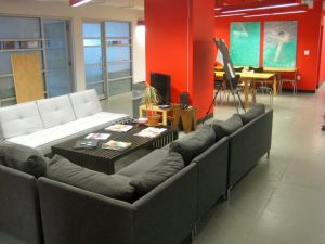 The Tipping Point Partners office (Photo: Tipping Point)