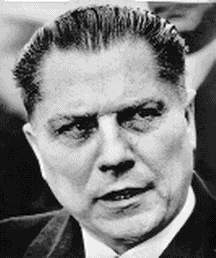 Police Search for Jimmy Hoffa Under Roseville, Mich., Driveway