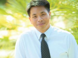 No hoodies for this guy. Marcus Ryu, CEO of Guidewire. (Photo: Business and Leadership)