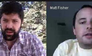 Matt Fisher speaks out (Spreecast)