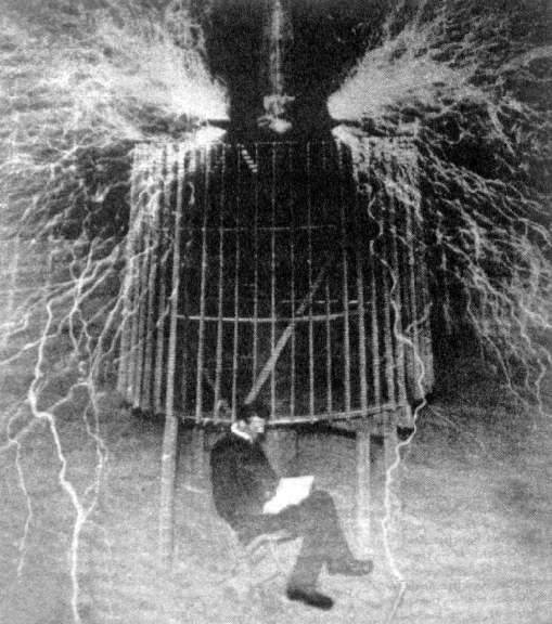 Why Nikola Tesla Is Your New Hacker Hero