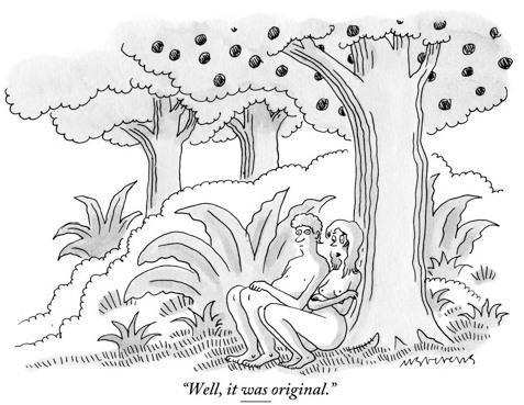 <em>The New Yorker</em>'s  Cartoon Editor Addresses 'Nipplegate' in Live Chat