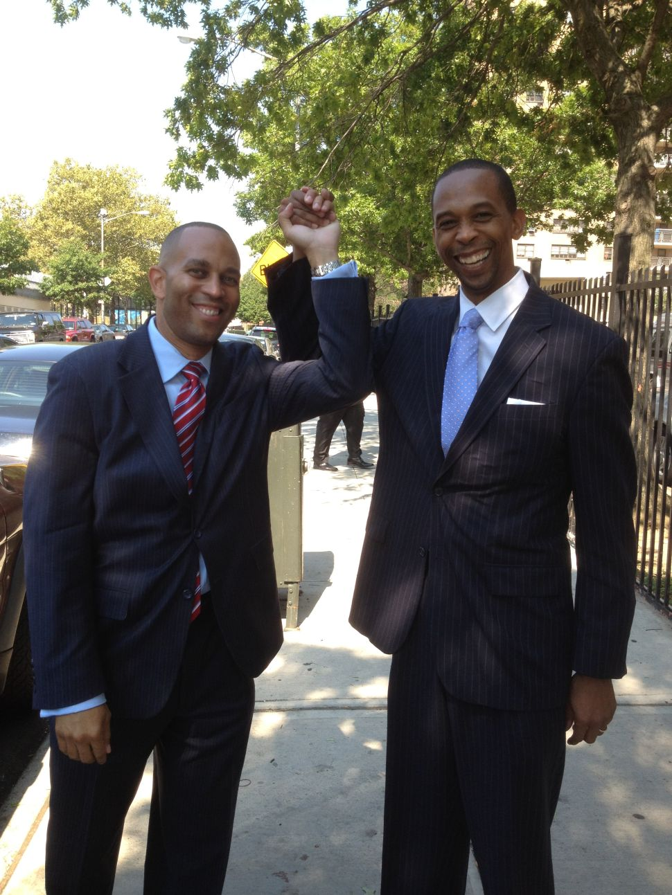 Can Hakeem Jeffries Deliver His District to His Chosen Heir?
