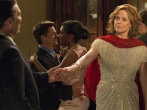 Sigourney Weaver, in 'Political Animals'