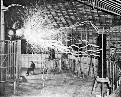 Robots, Electricity Labs and a Big 'F**k You' to Thomas Edison: Your Tesla Museum Donations at Work