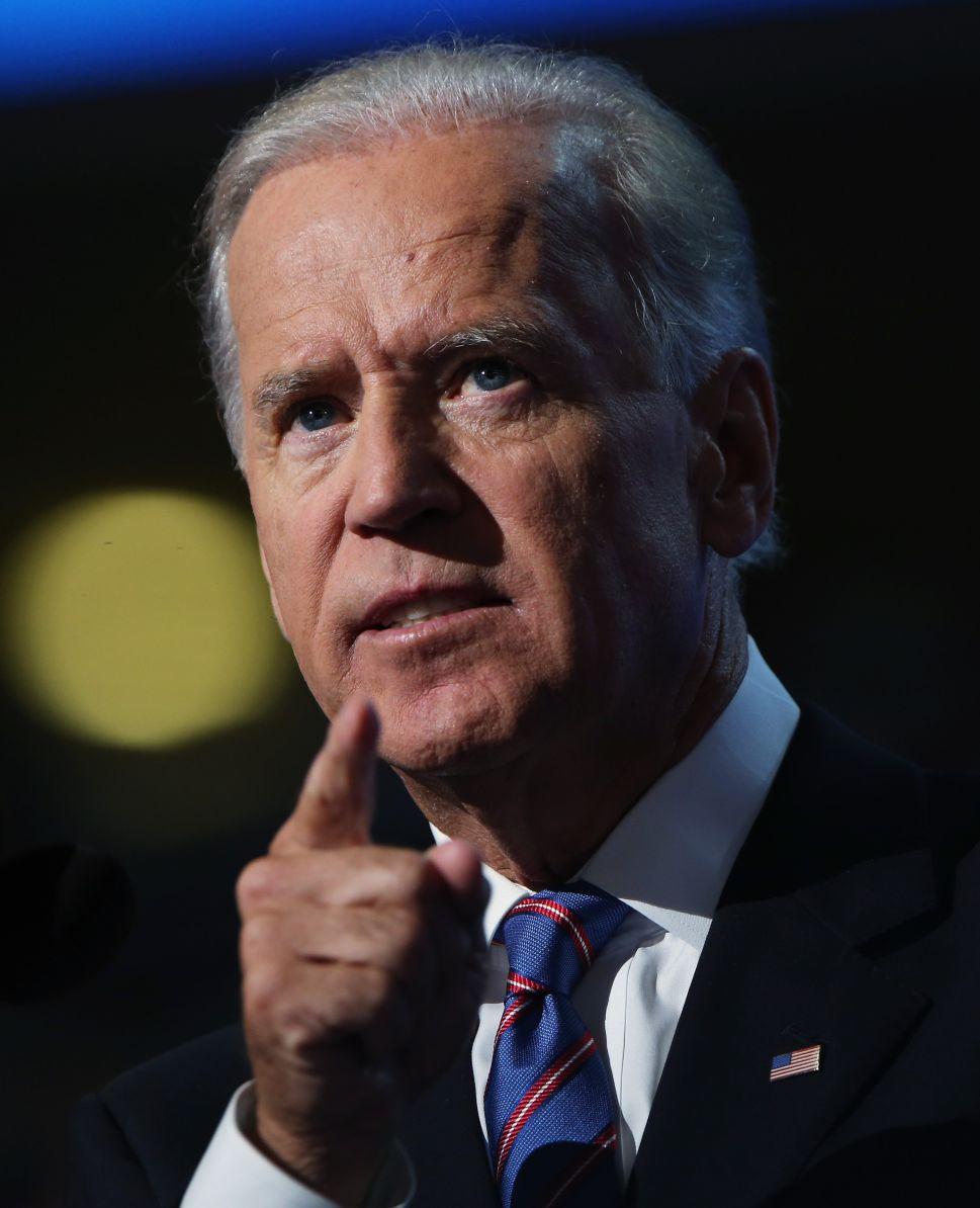 Joe Biden's Dating Advice