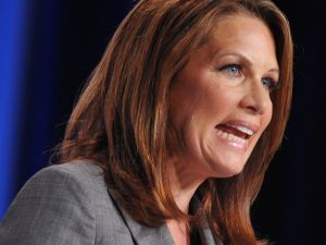 Michele Bachmann. (Mandel Ngan/AFP/GettyImages)