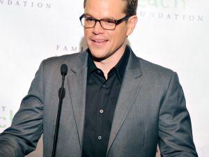 Matt Damon (Getty Images)