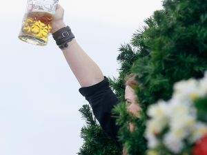 Beer. (Courtesy Getty Images)