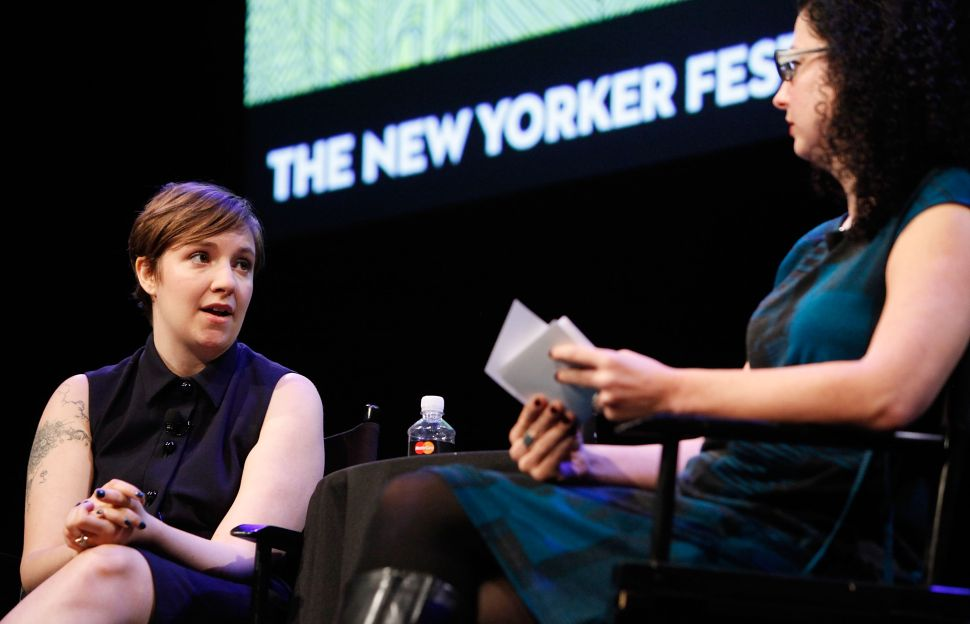 Book 'em, Dunham! Publishing's New $3.7 M. Woman Needs Tina Fey-Sized Sales