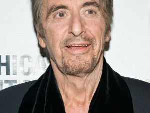 Al Pacino, Bronx boy (Getty Images).