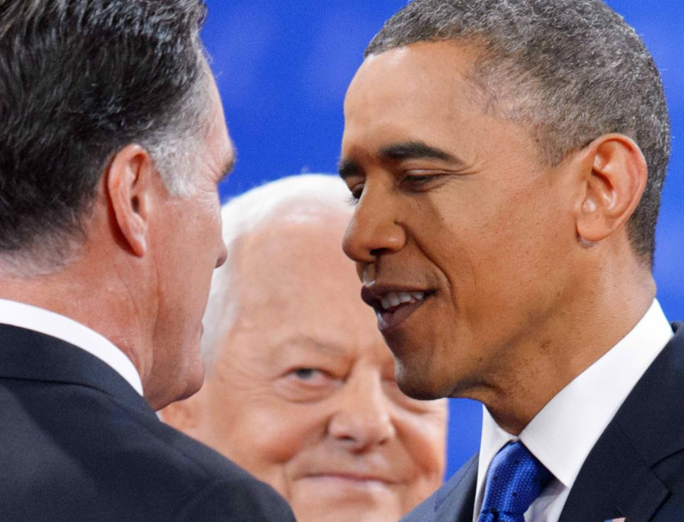 Obama And Romney Think Locally at Foreign Policy Debate