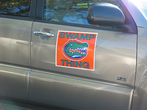 Florida Gators Implicated as Not Just SEC Villains, but Possibly Rank Music Theives
