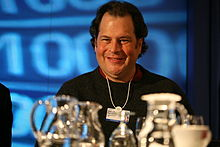 Salesforce CEO Marc Benioff (Photo: Wikipedia)