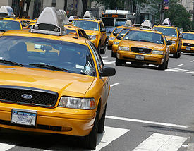 New York City Taxi Medallion Managers Pick a Fight with Uber