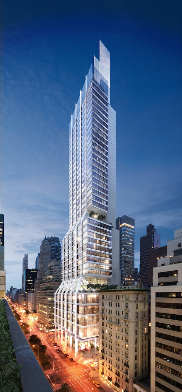 Foster + Partners Wins 425 Park Sweepstakes, Creating New Midtown Landmark for L&L