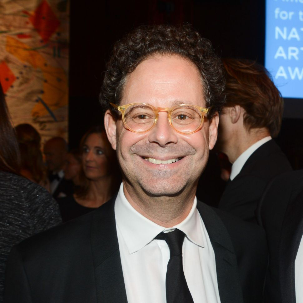 Whitney Museum of Art Director Adam Weinberg, Over Cupcakes, Rejoices in Success