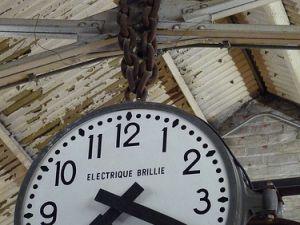 Sick clock, bro. (flickr.com/doortoriver)