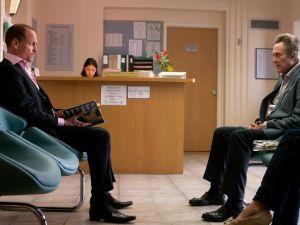 Harrelson and Walken in Seven Psychopaths.