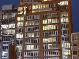 The Bayard Street building.
