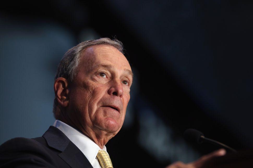 Mayor Bloomberg: Frankenstorm Is 'Very Dangerous' But No Evacuations Yet