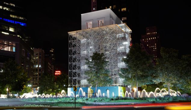 If you build it, they will come. (Public Art Fund)