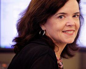Beth Fouhy. (Photo credit: AP Photo/Peter Morgan)