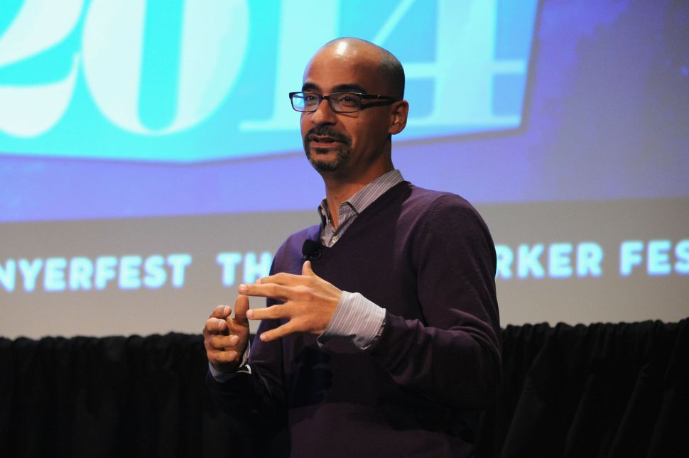Junot Díaz Is #WINNING: The Author Collects Awards Like His Characters Bag Women