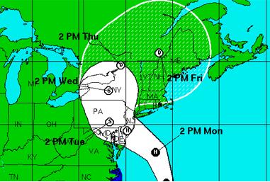 Mandatory Hurricane Sandy Evacuations Include Zone A, Hoboken, Stamford