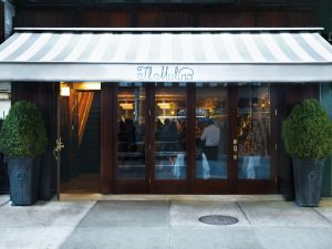 The new uptown Il Mulino on East 60th Street.